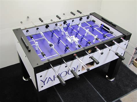 custom foosball tables warrior table soccer