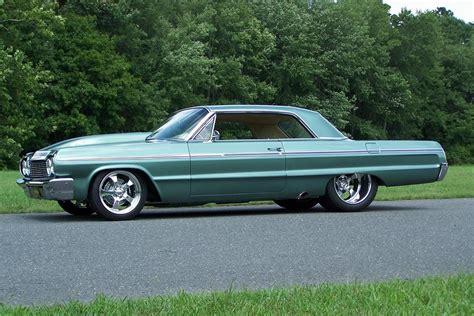 1964 chevy impala 1964 chevrolet impala custom 183960