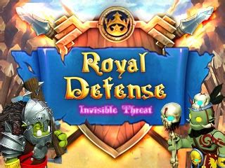 free full version games download no time limits hidden objects royal defense invisible threat tower defense game