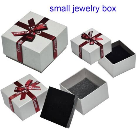 How To Make Paper Jewelry Boxes - handmade paper jewelry ring box small jewellery box of