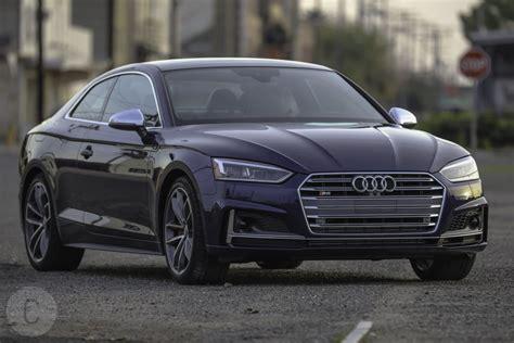Audi Coupe S5 by 2018 Audi S5 Coupe Carfanatics