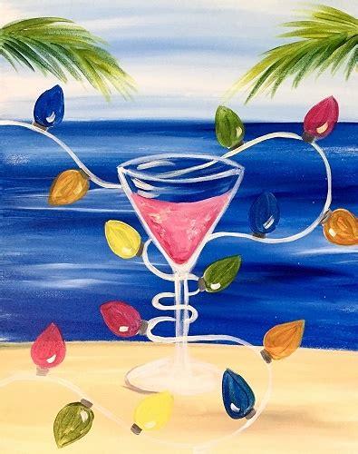 paint nite east bay paint nite tropical buzz