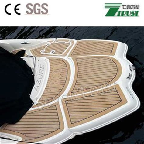 Cheap Boat Upholstery by Teak Look Linoleum Boat Flooring Synthetic Composite Boat