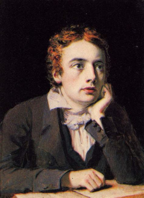 biography of john keats the romantic query letter and the happy ever after