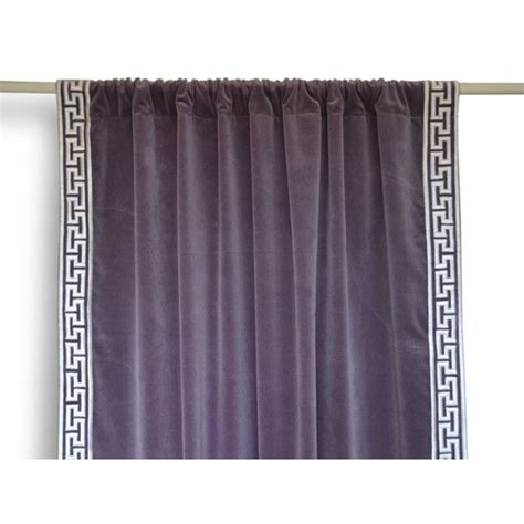gray purple curtains 1000 ideas about gray curtains on pinterest silver grey