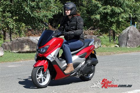 www test it review 2016 yamaha nmax lams bike review