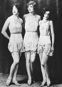 History Of Models Roaring 20s 30s Briefs By