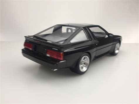 mitsubishi starion ls minicars let s not forget ls collectibles mitsubishi