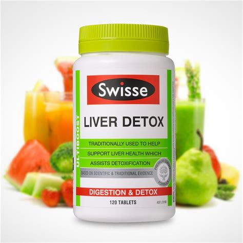 Detox Tablets by Swisse Ultiboost Liver Detox 120 Tab End 9 16 2019 1 15 Pm
