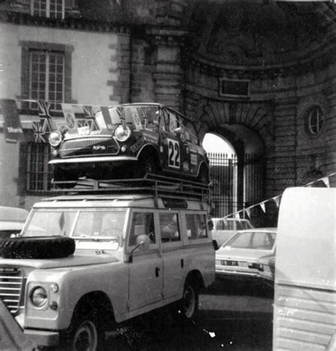 Rover Mini Roof Rack by 88 Best Images About Land Rover Roof Racks On