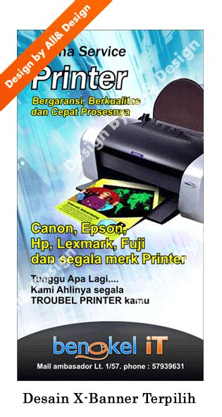 Tshirt Kaos Pcl desain x banner dr laptop