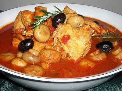 recette cuisine provencale poulet 224 la proven 231 ale la recette facile par toqu 233 s 2
