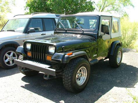Value Of 1989 Jeep Wrangler Jeepclassifieds Gorgeous 1989 Jeep Wrangler