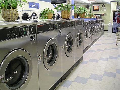 Laundry Mat Locations by Coin Laundry Location