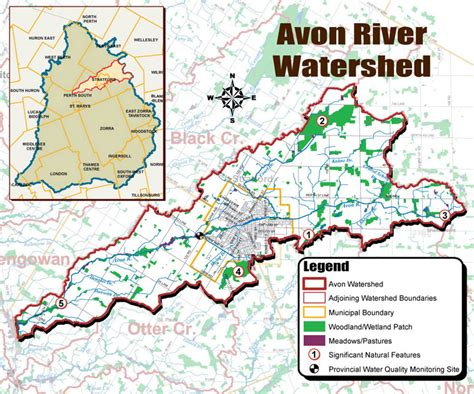 thames river watershed avon river watershed utrca inspiring a healthy environment