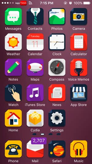 zodttd themes iphone top 10 ios 10 jailbreak themes for iphone ipad ipod