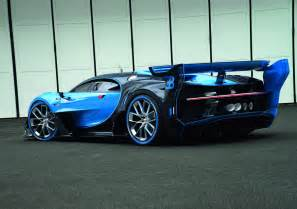 Bugatti Song Bugatti Vision Gran Turismo Isn T The Veyron Successor We