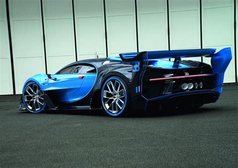 newest bugatti bugatti vision gran turismo isn t the veyron successor we