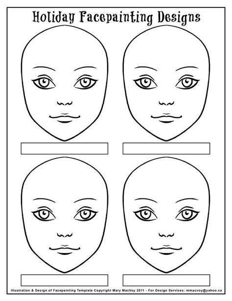 templates on pinterest 27 best face painting templates images on pinterest face
