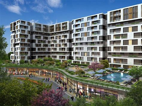 West Side Appartments by West Side Istanbul Residence Apartments In Istanbul