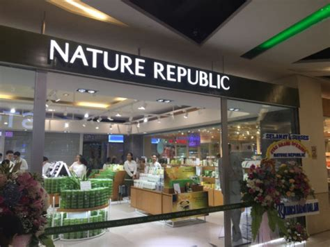 Harga Nature Republic Di Kokas nature republic buka store di kota kasablanka aloe vera