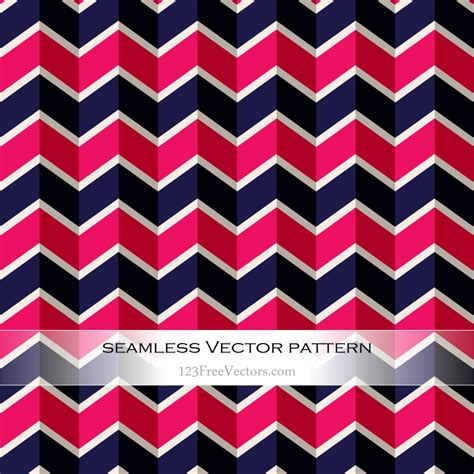navy pattern vector navy and pink chevron pattern background 123freevectors