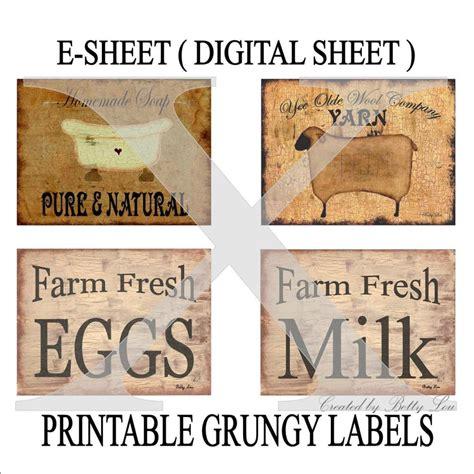 printable primitive labels labels printable primitive download sheep eggs milk soap