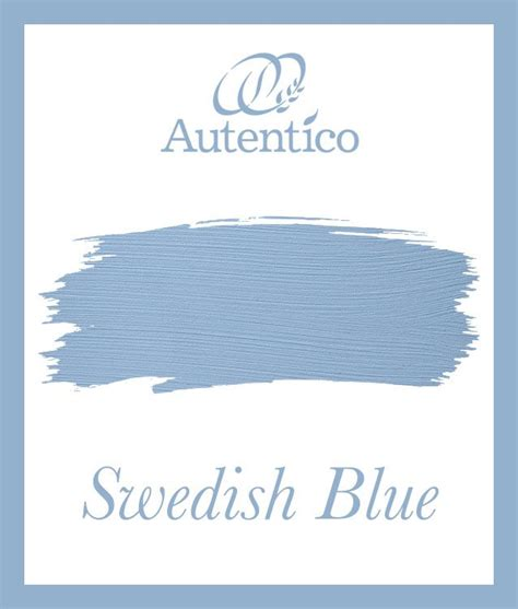 swedish blue autentico swedish blue chalk paint chalk paints