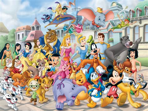wallpaper of disney characters 15497 disney character hd wallpaper walops com