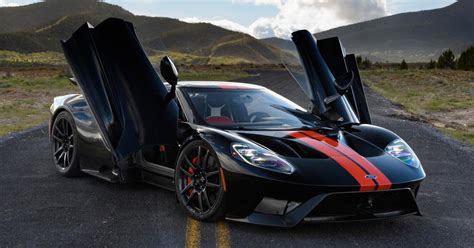 ford gt doors we finally got to drive ford s new gt supercar and holy