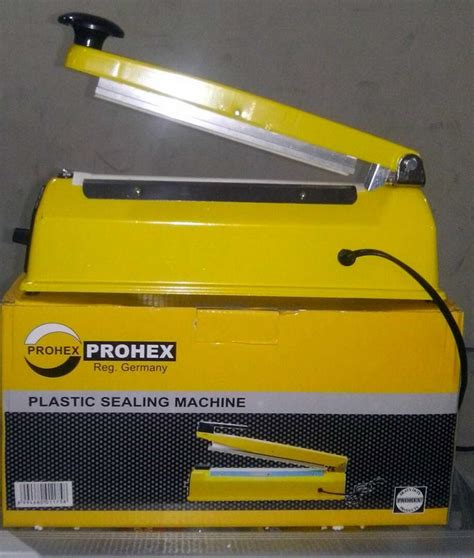 Alat Press Plastik Tebal sealer plastik prohex 30 cm