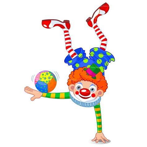 clown clipart clipart acrobat clown royalty free vector design