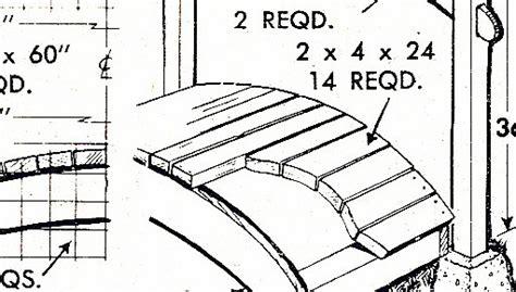 printable bridge instructions download garden bridge woodworking plans pdf gun cabinet
