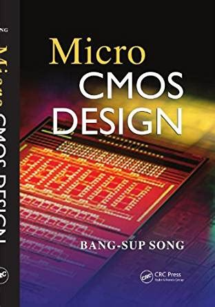 microcmos design circuits and electrical engineering