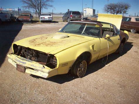 Pontiac Trans Am Parts by C T C Auto Ranch Parts Cars Firebird Trans Am