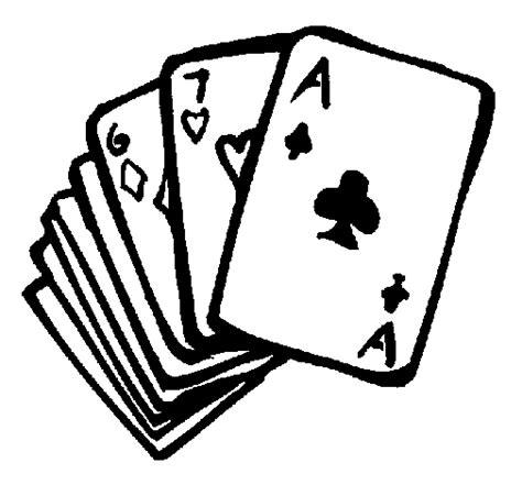 imagenes para pintar tamaño carta coloriage de jeu de cartes am 233 ricaines pour colorier
