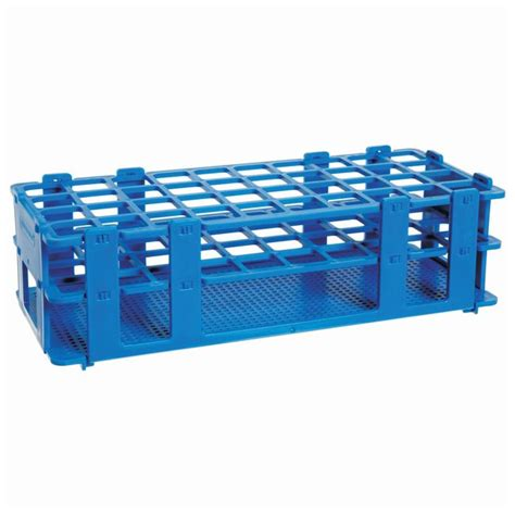 Autoclavable Test Rack by Bel Sp Scienceware No Wire Autoclavable Test Racks Blue 20mm