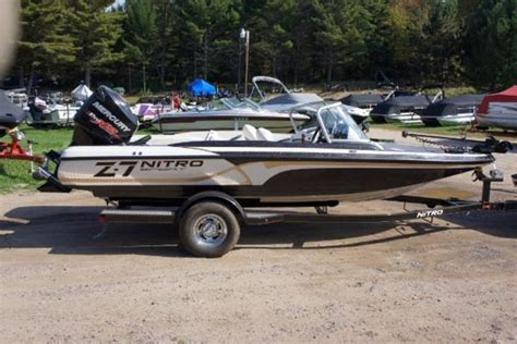 nitro boats for sale canada nitro z7 sport boats for sale boats