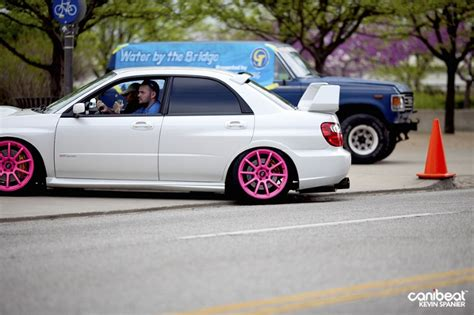 white and pink audi white car pink rims pixshark com images galleries