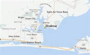 map of shalimar florida shalimar weather station record historical weather for