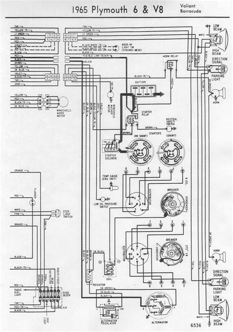 Early Valiant Barracuda Club - VIN decoding
