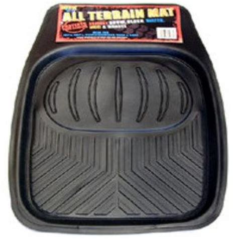 Rubber Mat For Car Boot by All Terrain Tray Rubber Car Mats At Care4car