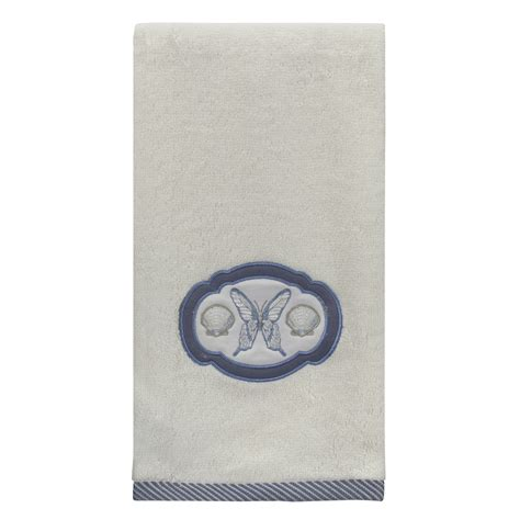 hand towels for bathroom creative bath seaside hand towel