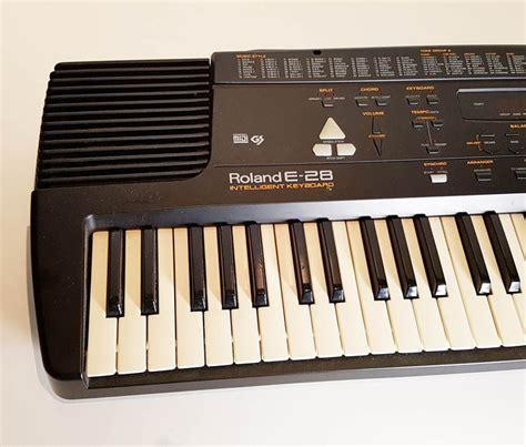 Keyboard Roland E 12 Roland E 28 Intelligent Keyboard Catawiki
