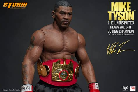 Boxer Mike Avenger Biru toys mike tyson undisputed heavyweight chion everlast belt x3 1 6 new ebay