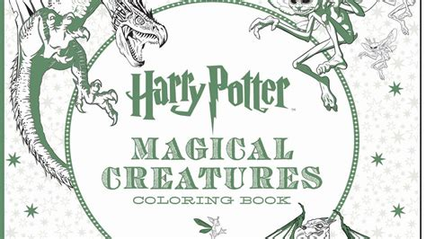 harry potter coloring book cover new harry potter coloring book will delight muggles of
