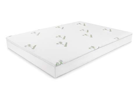 Bamboo Memory Foam Mattress Ovela Bamboo Memory Foam Mattress Topper King Ebay