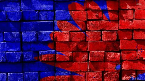 Wallpaper Blue And Red | red and blue wallpapers wallpaper cave