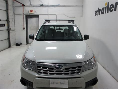 2013 Subaru Forester Roof Rack by Thule Roof Rack For 2013 Subaru Forester Etrailer