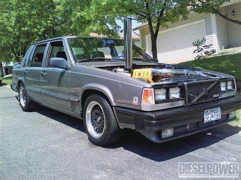 volvo diesel diesel 1984 volvo 760 for sale